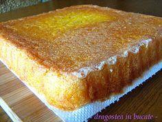 Dragostea in bucate: TURTA DE MALAI No Cook Desserts, Holiday Desserts, No Cook Meals, Dessert Recipes, Polenta, Romania Food, Romanian Desserts, Sweet Tarts, Special Recipes