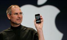 iPhone 6 Might Be the Last Smartphone Steve Jobs Worked on - Guardian Liberty Voice Steve Wozniak, Iphone Original, Steve Jobs Apple, Iphone Reviews, User Centered Design, First Iphone, Job Work, Changing Jobs, Cbs News