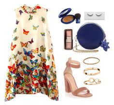 """""""Butterfly"""" by steviepumpkin ❤ liked on Polyvore featuring Gianvito Rossi and Elizabeth Arden"""