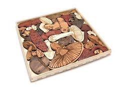Mysterious Mushroom Puzzle — ACCESSORIES -- Better Living Through Design