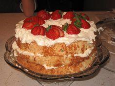 Angel Lush cake...LOVE it.  http://www.dole.com/EatRightLanding/EatRightRecipe/RecipeDetail/tabid/596/Default.aspx?contentid=1894