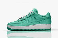 """Nike Air Force 1 iD """"Crocodile"""""""