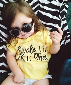 I Woke Up Like This Tee $16.99 + free shipping