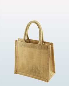 Mini Jute - The mini jute bag is essentially a small version of the mamba. cd36d6ef59e22