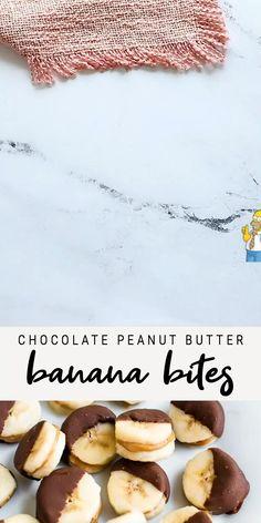 Ripe Banana Recipe, Banana Recipes, Easy Snacks, Healthy Snacks, Easy Meals, Healthy Dessert Recipes, Snack Recipes, Easy Recipes, Dinner Recipes