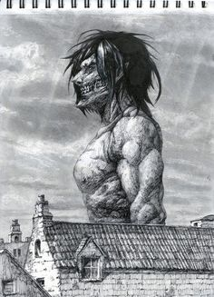 Anime Sketch Videos Attack On Titan - Anime Attack On Titan Tattoo, Attack On Titan Eren, Attack On Titan Fanart, Manga Art, Manga Anime, Anime Art, Anime Sketch, Animes Wallpapers, Character Art
