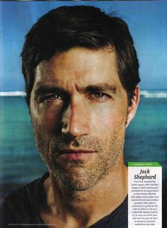 that intense stare. So sexy ; Lost Tv Show, Matthew Fox, Tv Shows, Actors, Sexy, Fictional Characters, Awesome, People, Fantasy Characters