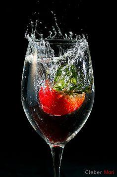 Strawberry Splash!