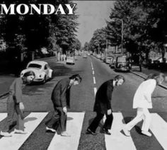 The Beatles - Abbey Road - Monday... http://financialrisk.files.wordpress.com/2013/09/monday-abbey-road.jpg