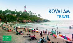 Believed to be one of the best beach destinations in the world, Kovalam is an enthralling destination in Kerala blessed with splendid nature. Kovalam Travel is a wonderful way to discover this paradisiacal land.