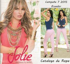 Jolie Catalogo De Ropa Campa A 2 2015 Fall In Love Fall