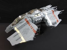 LEGO Eternal Dusk ship
