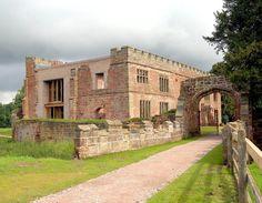 Astley Castle Renovation in Architecture