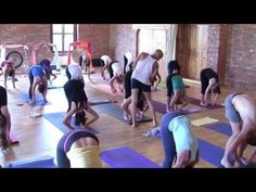 [Video] Vinyasa Flow Yoga During 500 Hours Yoga TTC at Abhinam Yoga