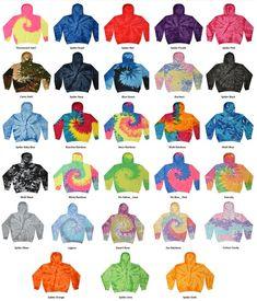 Diy Sweatshirt, Tie Dye Hoodie, Batik Mode, Tie Day, Diy Tie Dye Shirts, Tie Dye Party, Tie Dye Crafts, Tie Dye Fashion, Bleach Tie Dye