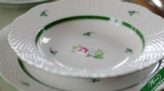 Old Rose, Mocca, Vienna, Austria, Old Things, Plates, Ceramics, Popular, My Favorite Things