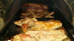 Asado al horno Chileno