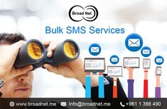 Being an award-wining bulk SMS provider, we have been consistently offering premium #bulk #SMS solutions and services that enable businesses persons from all walks of life to be in touch with their existing and potential clients.