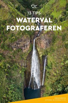 Waterval fotograferen: 13 fototips. #reisfotografie #natuurfotografie