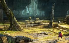 destiny concept art - Google Search