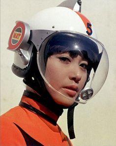 Actress on Ultraman