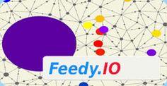 Feedy.io oyunu online bir io oyunu. Agar.io botu gibi çalışıyor. İyi eğlenceler.