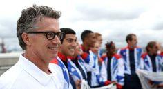 Charles Van Commenee - Head coach of team GB http://champions-speakers.co.uk/speakers/business-motivational/charles-van-commenee