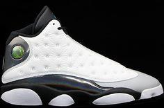 separation shoes 21bee 7a92e Air Jordan 13 Barons Mid White Black Grey, cheap Jordan If you want to look Air  Jordan 13 Barons Mid White Black Grey, you can view the Jordan 13  categories ...