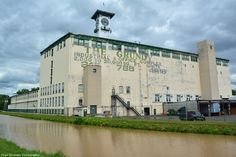Grundy Mills and the Delaware Canal