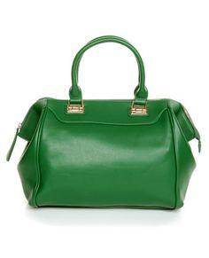 Roomy Mate Obersized Green Bag...Lulus.com