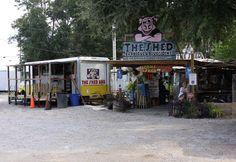 The Shed in Ocean Springs, MS.