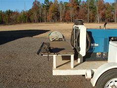 Ideas, I am building a welding trailer ...