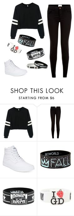 """""""Sweater Fresh"""" by okcaitlyn on Polyvore featuring New Look and Vans"""