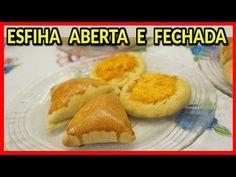 ESFIHA ABERTA E FECHADA (MUITO FÁCIL) - YouTube