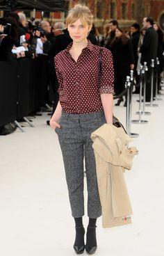 Les 50 femmes les mieux habillées selon le Glamour UK