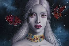 """Sarah Joncas - this might be """"Season of the Witch"""""""