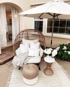 Back Patio, Small Patio, Backyard Patio, Outdoor Side Table, Flagstone Patio, Large Backyard, Concrete Patio, Indoor Outdoor Living, Outdoor Chairs