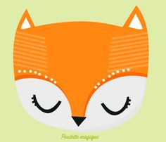 Renard chenapan ! (Freebies wallpapers inside) | Poulette Magique