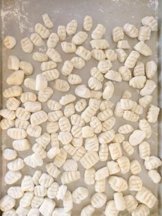 How to make pillowy, soft, home made gnocchi! A picture guide and recipe