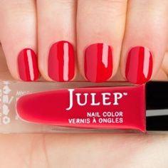 Julep - Lee (It Girl) spitfire red crème