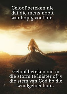 Blessed Assurance, Afrikaans Quotes, Gods Grace, Lily Of The Valley, Christian Quotes, Kos, Prayers, Bible, Feelings