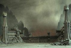 The Black Gate of Mordor