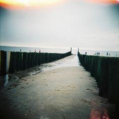Beachposts Zeeland