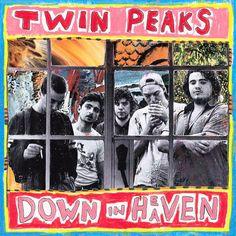 Twin Peaks - Down In Heaven - artwork