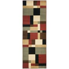 Porcello Waves Patchwork Rug (2'4 x 6'7)