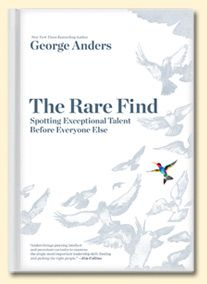 Own Kindle.  The Rare Find by George Anders