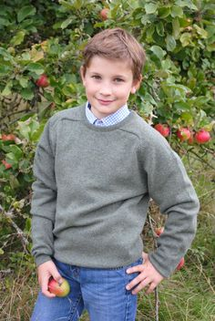 Autumn is coming - Get your Lambswool knitwear out!  #childrensclothes #warm #cosy #soft #classic