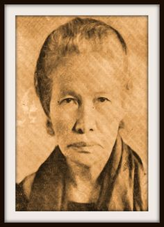 Teresa Magbanua, the first woman fighter in Panay and known as the Emilio Aguinaldo, Boxer Rebellion, Philippines Culture, Visayas, Bataan, American War, Red Cross, Women In History, Historical Photos