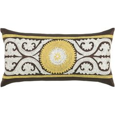 I pinned this Sol Pillow from the Sam Allen event at Joss and Main!