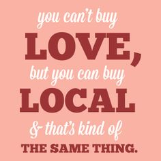 You Can't Buy Love . . .